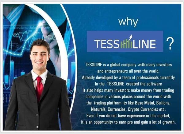 tessline提现困难吗?tessline首富梦碎?